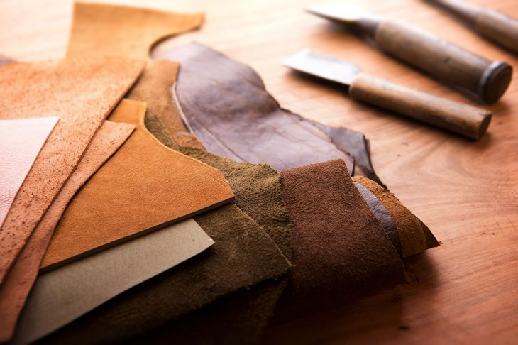 Choosing the right leather