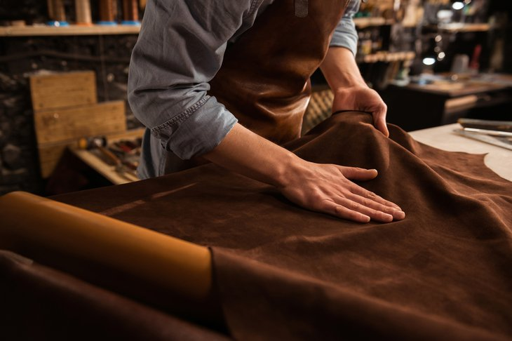 How Leather is Made: The Tanning Process | LeatherWallets.org