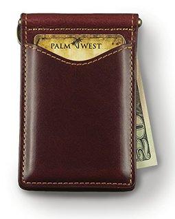 Palm West Money Clip Bifold