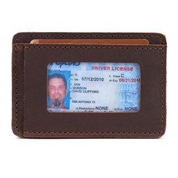 Saddleback Leather Credit Card Wallet